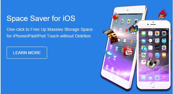 限時免費的優化 iOS 使用空間工具-「iMyfone Space Saver for iOS」