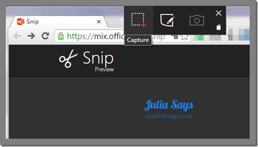 微軟出品輕量版截圖軟體 Snip 教學、簡報、記錄簡單好用