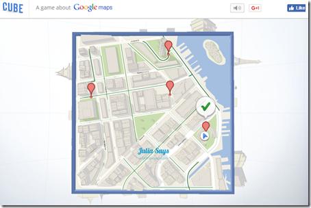 [Google 出品] 3D地圖結合實境的手遊 App 當雪人探索喜馬拉雅山 (順便複習四款地圖類益智遊戲)