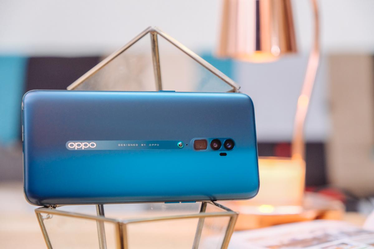 OPPO Reno10 倍變焦智慧型手機開箱實測,超強數位變焦、景深效果,拍照神器就是它!